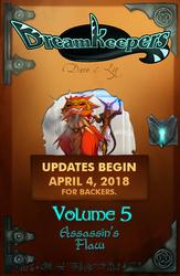 Volume 5 Online Release Date