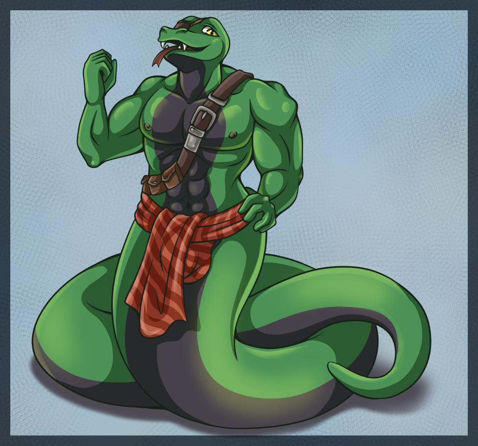 One-Eyed Snake Commission