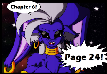 Chapter 6, Page 24 Announcement
