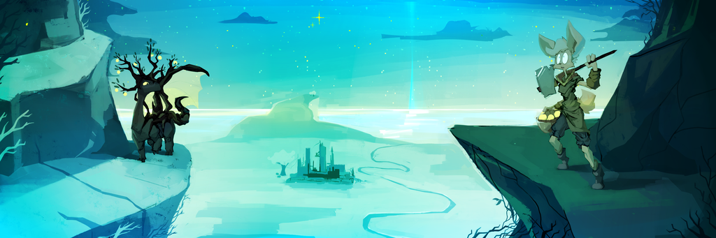 Traversing the Cliffside