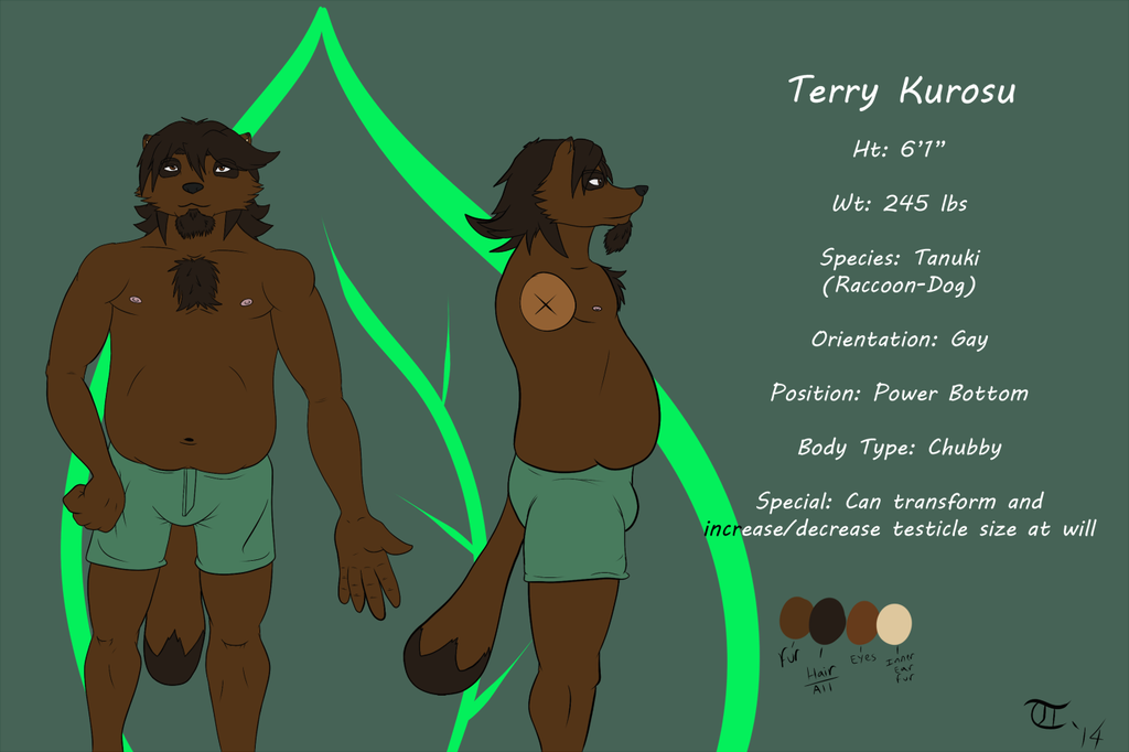Terry Kurosu - Official Reference