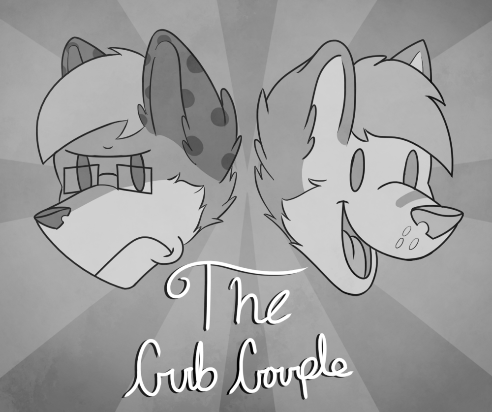 Most recent image: The Cub Couple(WIP YT Link Below)