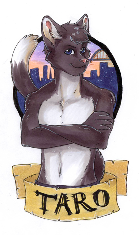 Taro (Badge)