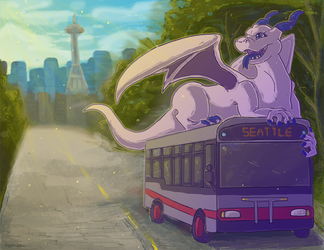 Keep On Bus'n
