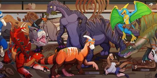 [c] Dino Night!