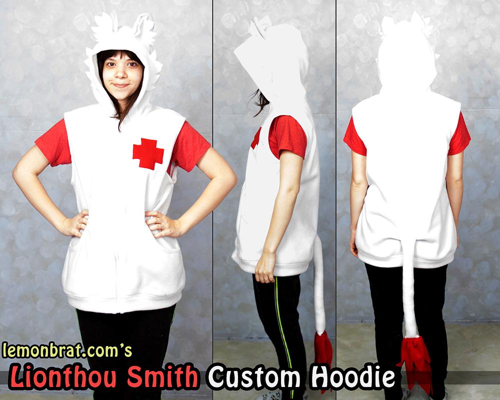 Lionthou Smith Custom Hoodie