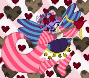 Mischevious Valentines Cutie!
