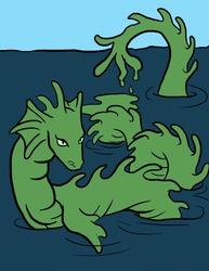 Don't Swim Through the Algae 4