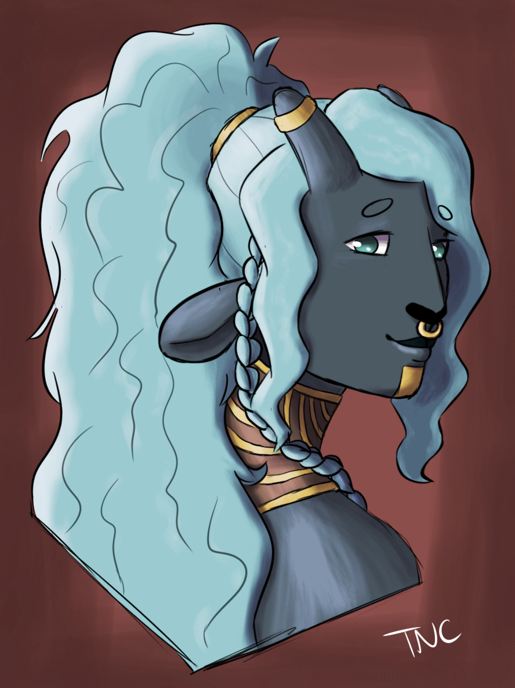 Most recent image: Druid for ElvenEccentric