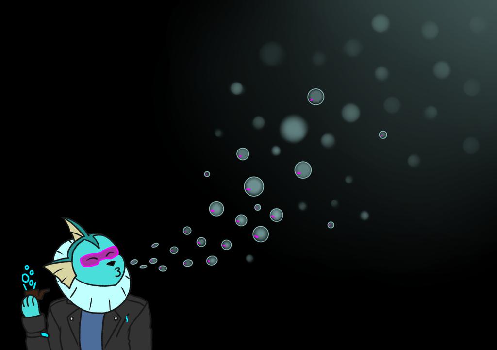 200318 artbog 1hourprompt - Bubbles