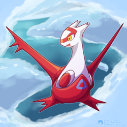 #380 - The Eon Pokemon - Latias