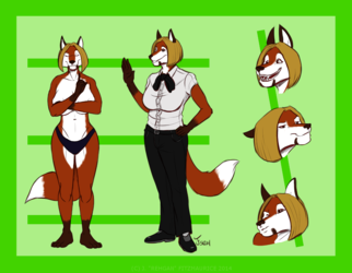 COMMISSION: Diane Reference