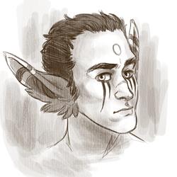 Boxwolf Sketch