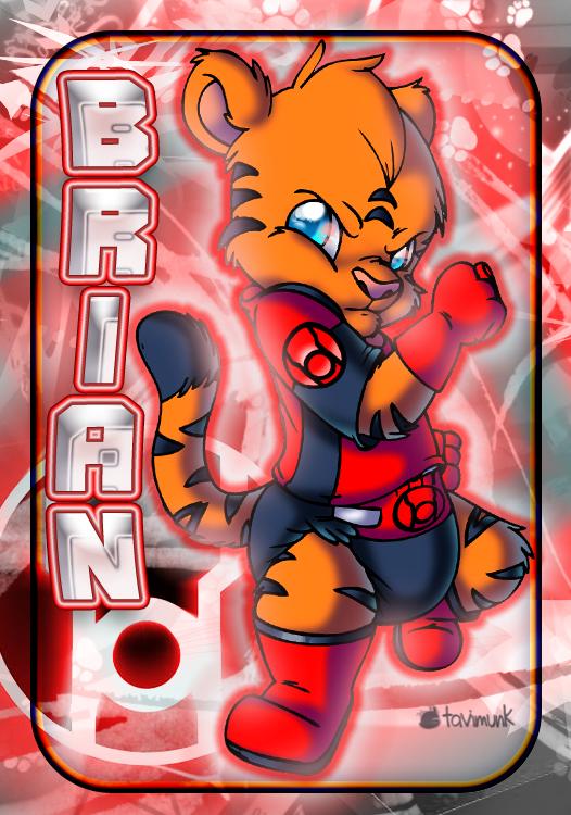 Brian the Red Lantern