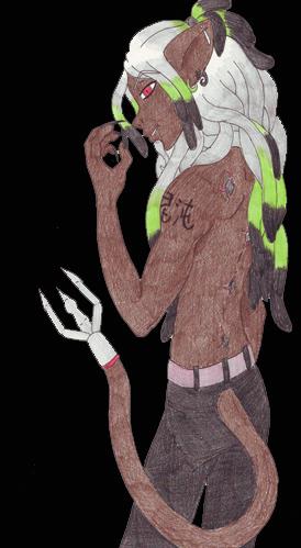 Dark sided Jasper