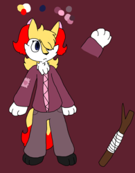 Fenne (YET ANOTHER REDESIGN)