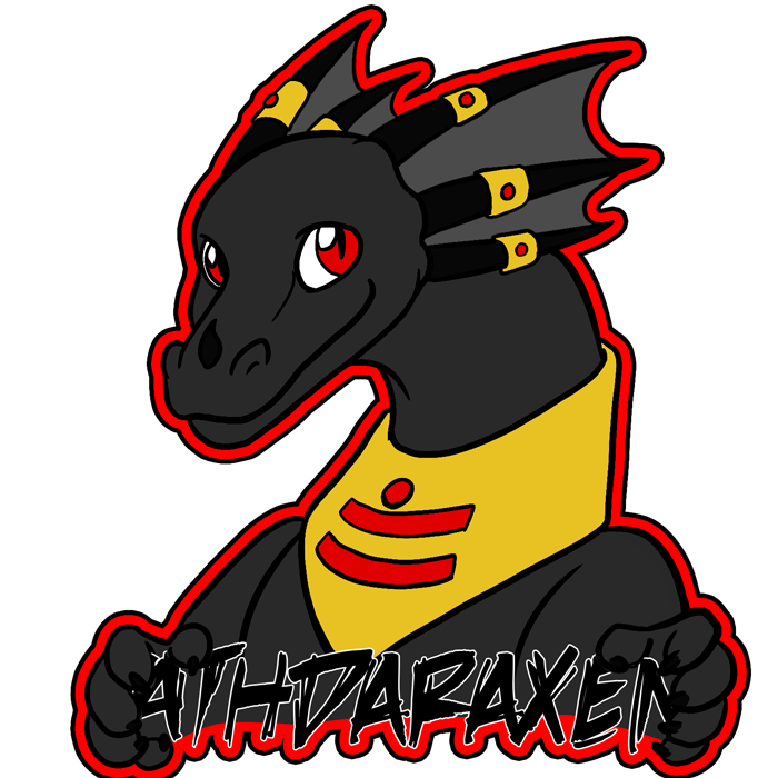 Ath'daraxen Badge by Foxena