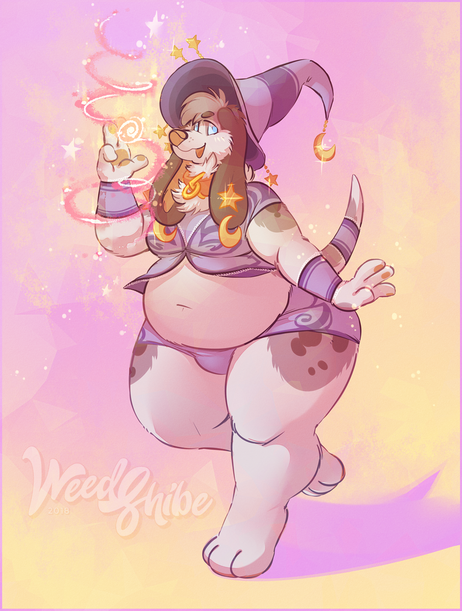 Bagel witch