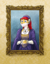 Royal Portrait by 3T