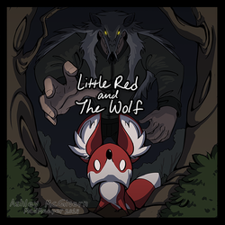 Little Red and The Wolf - Cover