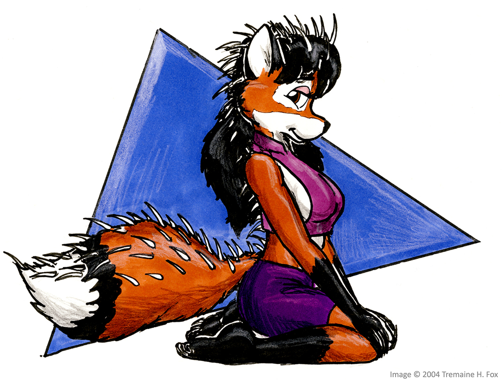 (2004) Hedgefox Productions Splash Image