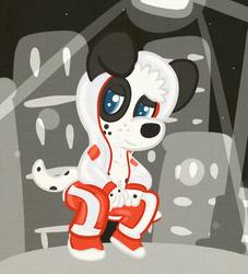 An Aidan Dalmatian!