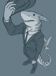 Historical Wing It Sketch - CalvinRequin
