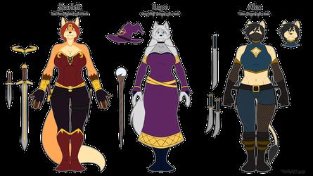 Furry Bound Fantasy Line Up