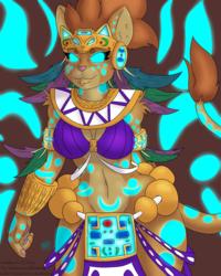 Lost Legends Deity #1 ~ Goddess Fi (Redux)