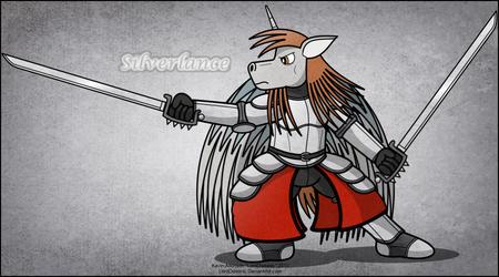 Silverlance, the Swordsman (2015)