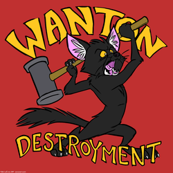 Wanton Destroyment