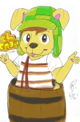 El Chavo (Tod) Badge (June 2016)