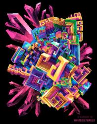 Pixel Bismuth