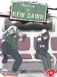 Welcome to New Dawn pg. 0.