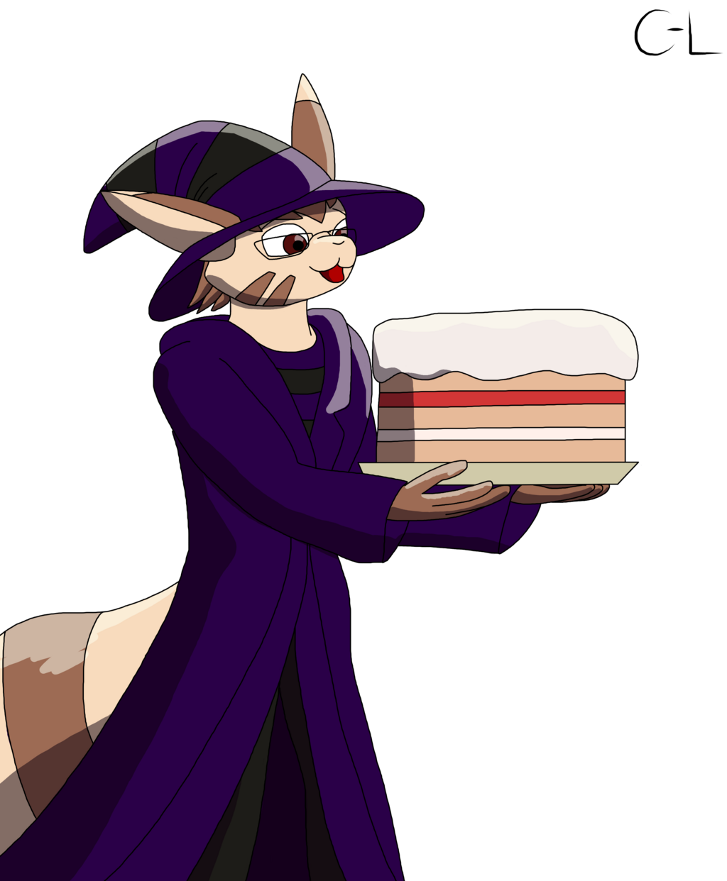 [Gift] Birthday furret
