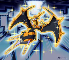 UB: Stinger - Naganadel (Shiny)