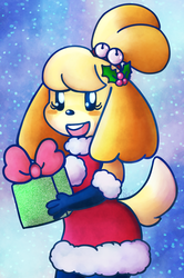 HAPPY BDAY ISABELLE