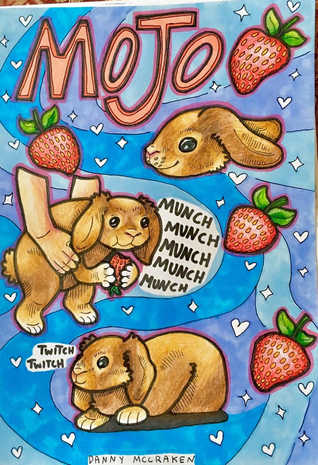 Mojo The Bunny
