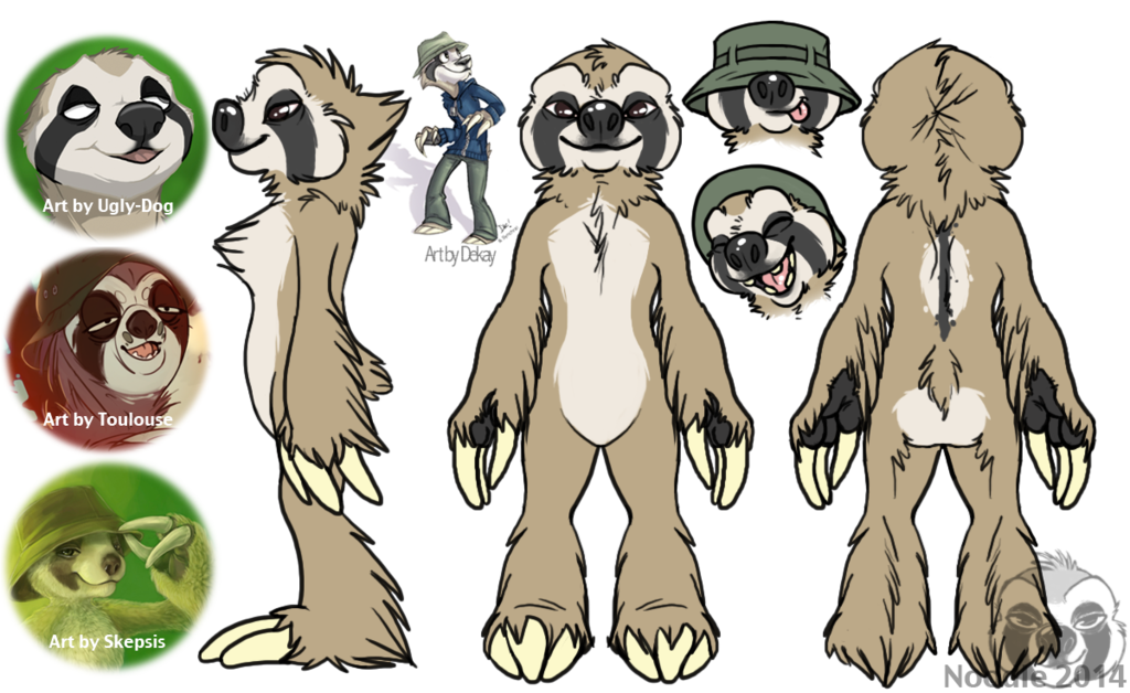 Noodle Character Sheet 3.0!