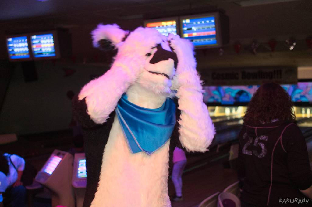 Most recent image: Bowling event - Lumen