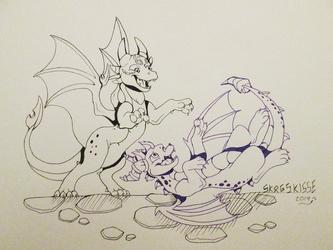 Day 12 - Dragon