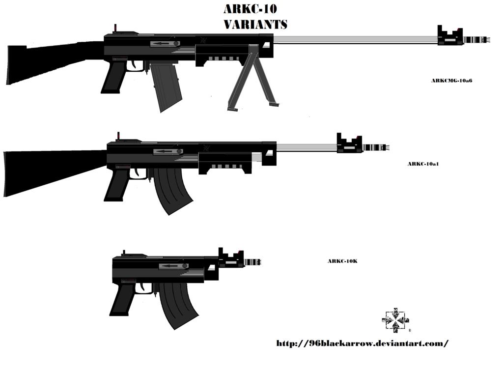 ARKC-10 Variants