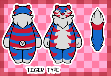 [BACKLOG] Tiger Type Ref