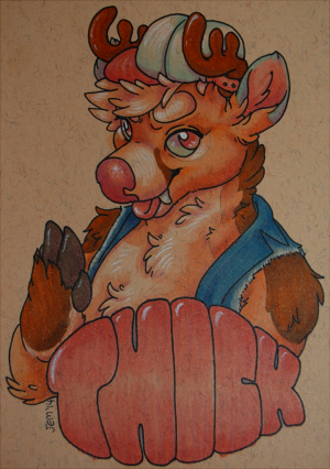 Thick Badge