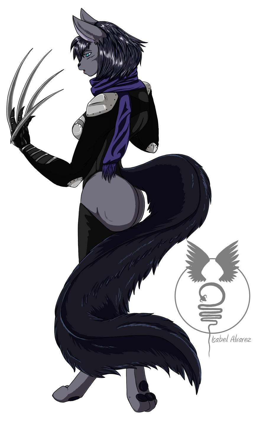 Morishka ~ Assassin Kitty