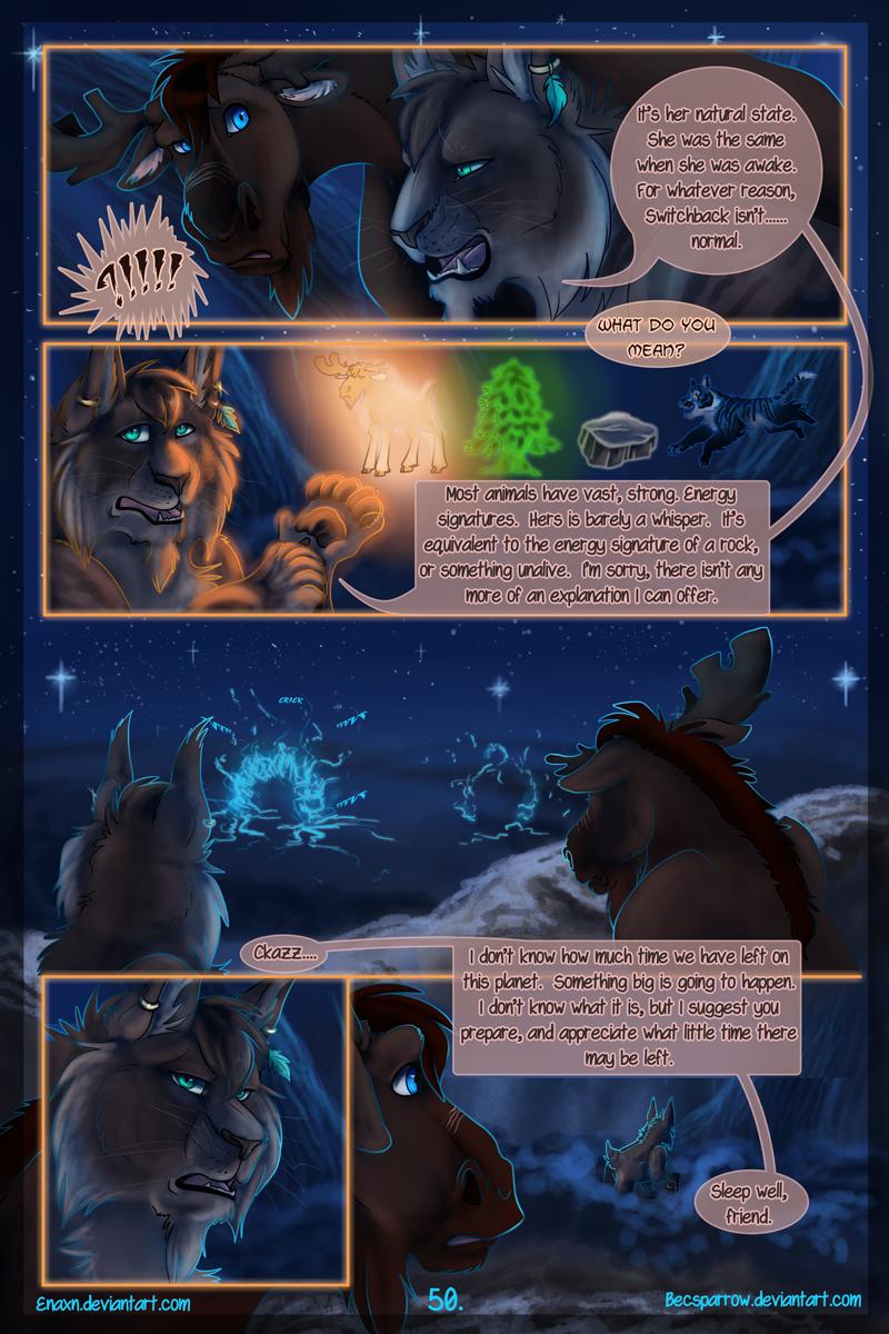 The Last Aysse: Page 50