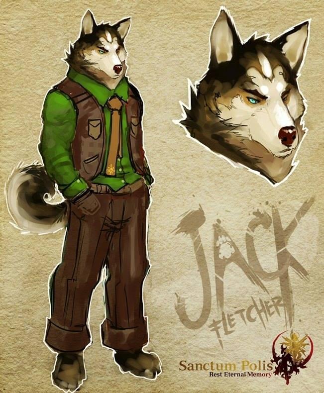 Bonus Jack Fletcher Sketch & Contest Update