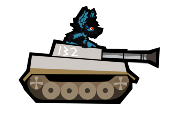 [Comm] Chibi tank for Naz