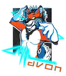 Badge - Dvon