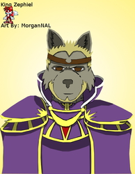 Anthro Zephiel